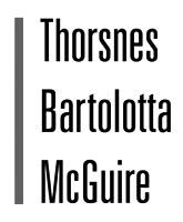 Thorsnes Bartolotta McGuire, LLP